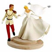 Wedding Cake Toppers-Discounts on Unusual Cinderella Princess Bride ...